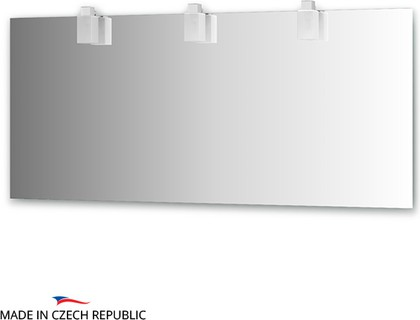 Зеркало со светильниками 170х75см Ellux RUB-A3 0220