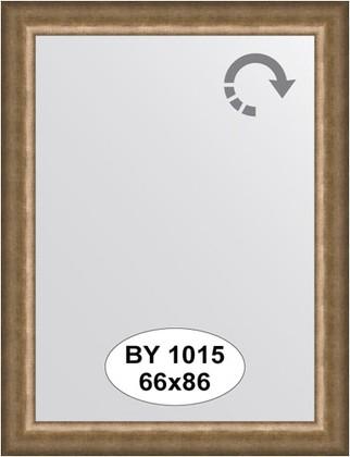 Зеркало 66x86см в багетной раме старая бронза Evoform BY 1015