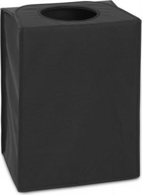 Сумка для белья прямоугольная 55л чёрная Brabantia 101762