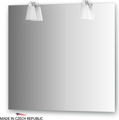 Зеркало со светильниками 80х75см Ellux LAG-A2 0211