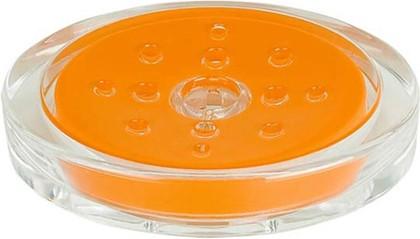 Мыльница оранжевая Spirella SYDNEY Acrylic 1013629