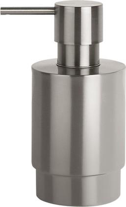 Ёмкость для жидкого мыла стальная матовая Spirella NYO 1015421