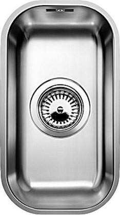 Кухонная мойка без крыла, нержавеющая сталь полированная Blanco SUPRA 160-U 518195
