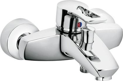 Смеситель для ванны однорычажный с изливом, хром Kludi MX 334450562