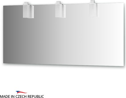 Зеркало со светильниками 160х75см Ellux RUB-B3 0219
