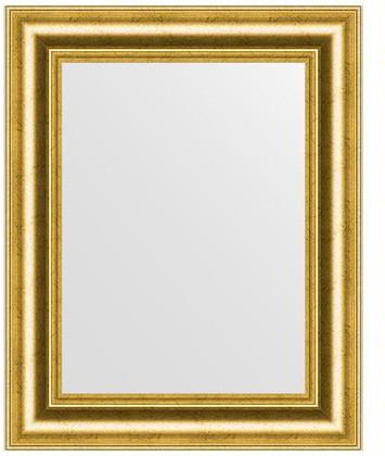 Зеркало 43x53см в багетной раме старое золото Evoform BY 1353