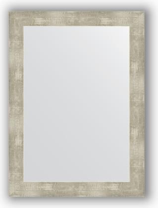 Зеркало в багетной раме 54x74см алюминий 61мм Evoform BY 3044