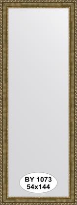 Зеркало 54x144см в багетной раме золотой акведук Evoform BY 1073