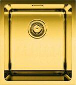 Кухонная мойка без крыла, нержавеющая сталь, латунь Omoikiri Notoro 39-АB 4993078