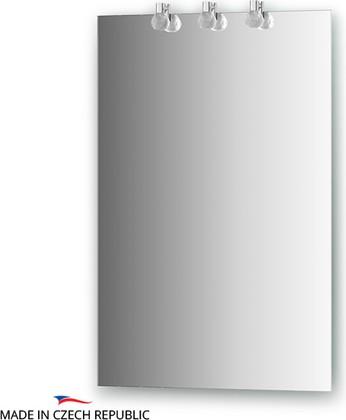 Зеркало 50х75см со светильниками Ellux CRY-B3 0205
