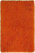 Коврик для ванной 60x90см оранжевый Grund CORALL 2624.14.7264