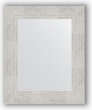 Зеркало в багетной раме 43x53см серебреный дождь 70мм Evoform BY 3016