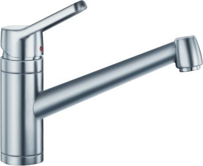 Смеситель кухонный однорычажный с длинным рычагом управления, нержавеющая сталь Blanco ACTIS 512893