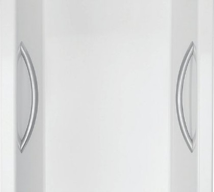 Ручки для ванны, велюр Jacob Delafon BIOVE / PARALLEL E60327-38R