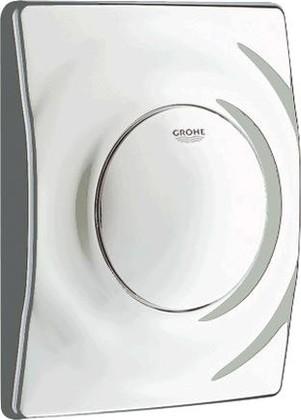 Кнопка смыва для инсталляции для писсуара, матовый хром Grohe SURF 38808P00