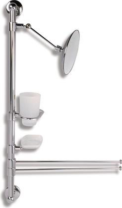 Стойка с аксессуарами для ванной настенная Novaservis NOVATORRE 1 6166