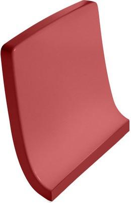 Фронтальная спинка для бачка, красный Roca KHROMA 80165AF3T