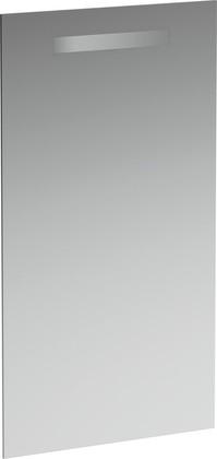 Зеркало 45x85см со встроенным горизонтально светильником Laufen CASE 4.4720.1.996.144.1