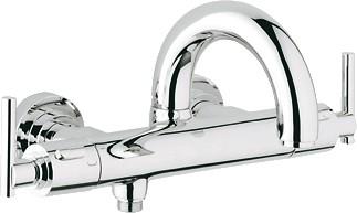 Термостат для ванны с поворотным изливом, хром Grohe ATRIO 34062000
