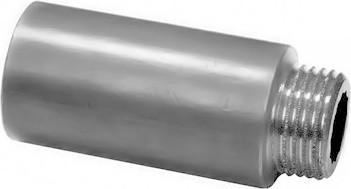 Крановый удлинитель для смесителей для ванны из хромированной бронзы, ¾ Viega 447311