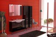 Verona SOLO Шкаф-пенал напольный, ширина 30см, 2 дверцы, петли слева, артикул SL312L