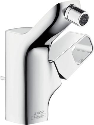 Смеситель для биде однорычажный с донным клапаном, хром Hansgrohe Axor Urquiola 11220000