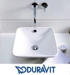 Привлекательные раковины для вашей ванной от Duravit