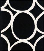 Коврик для ванной Spirella PEBBLES чёрный 55х65см 1009524