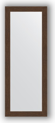 Зеркало в багетной раме 56x146см мозаика античная медь 70мм Evoform BY 3113