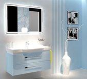 Комплект мебели для ванной комнаты Verona LUSSO LS-01 LS102/LS707
