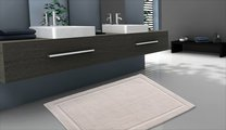 Коврик для ванной двусторонний 60x100см песочный Grund LAO 2574.14.7139