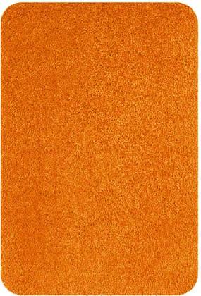 Коврик для ванной 60x90см оранжевый Spirella HIGHLAND 1013069