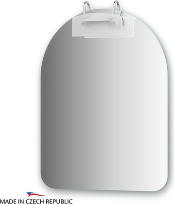 Зеркало со светильником 60х80см, Ellux MOD-E1 0004