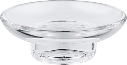 Мыльница стеклянная, хром Grohe Essentials 40368001