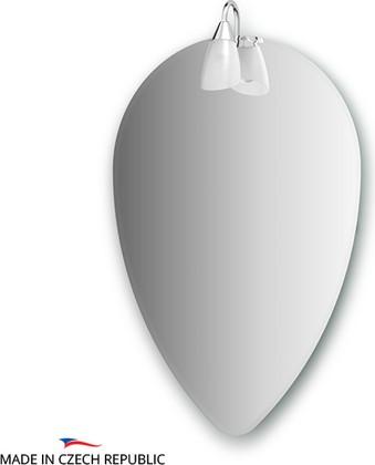 Зеркало со светильником 50х75см Ellux CLA-A1 0021