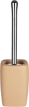 Ёршик для туалета с бежевой керамической подставкой Spirella RETRO 1011809
