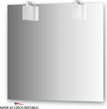 Зеркало со светильниками 80х75см Ellux BOL-A2 0211
