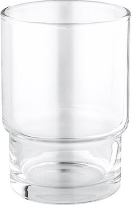 Стакан стеклянный без держателя Grohe ESSENTIALS 40372000