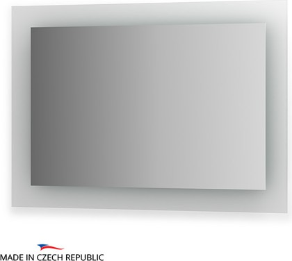 Зеркало со встроенными светильниками 100х70см, Ellux GLO-A1 9406