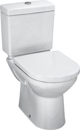 Унитаз напольный, выпуск Vario, комплект (чаша, бачок, сиденье с микролифтом) Laufen PRO 8.2495.8