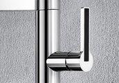Смеситель кухонный однорычажный с выдвижным изливом, хром Blanco CULINA-S 517597