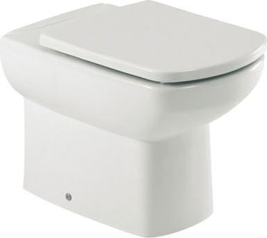 Напольный унитаз с двойным выпуском, белый Roca DAMA SENSO 347517000