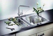 Кухонная мойка без крыла, нержавеющая сталь зеркальной полировки Blanco ZEROX 180-IF 517236