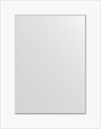 Зеркало для ванной на цветном основании 70x90см FBS CZ 0609
