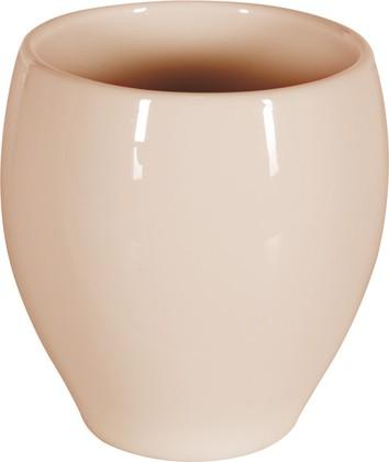 Стакан керамический песочный Spirella BALI 1018162