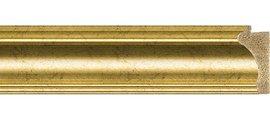 Зеркало 66x66см в багетной раме старое золото Evoform BY 0786