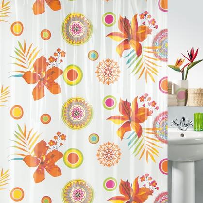 Штора для ванной комнаты 180x200см Spirella CALA MOLI 1017819