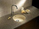 Кухонная мойка без крыла, гранит, алюметаллик Blanco RONDO 511704