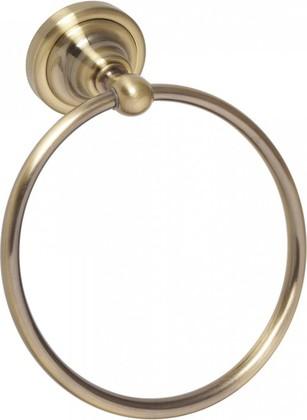 Держатель для полотенца круглый 160мм, бронза, Bemeta 144104067