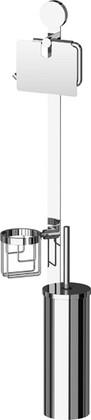 Комплект для туалета с металлическим ершом ArtWelle HAR 055